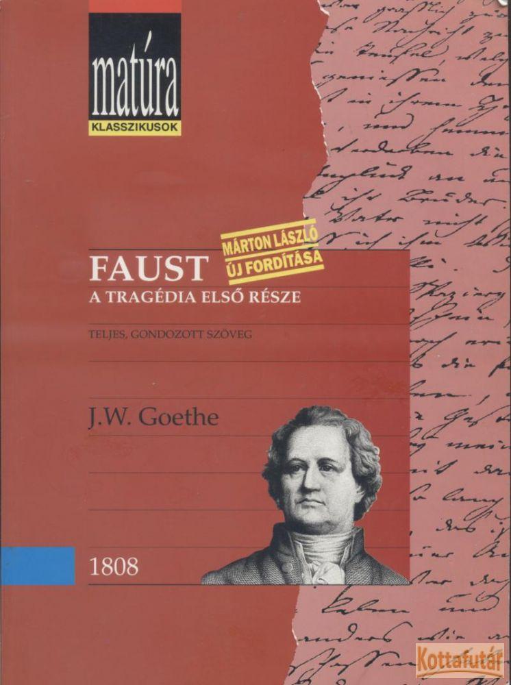 Faust - A tragédia első része