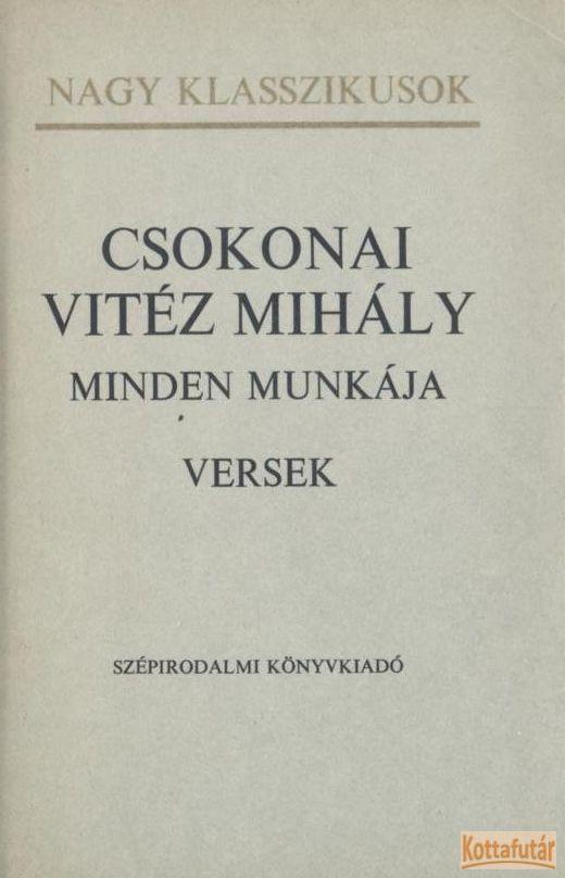 Versek (Csokonai Vitéz Mihály)