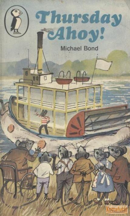 Thursday Ahoy!