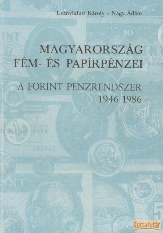 Magyarország fém- és papírpénzei - A forint pénzrendszer