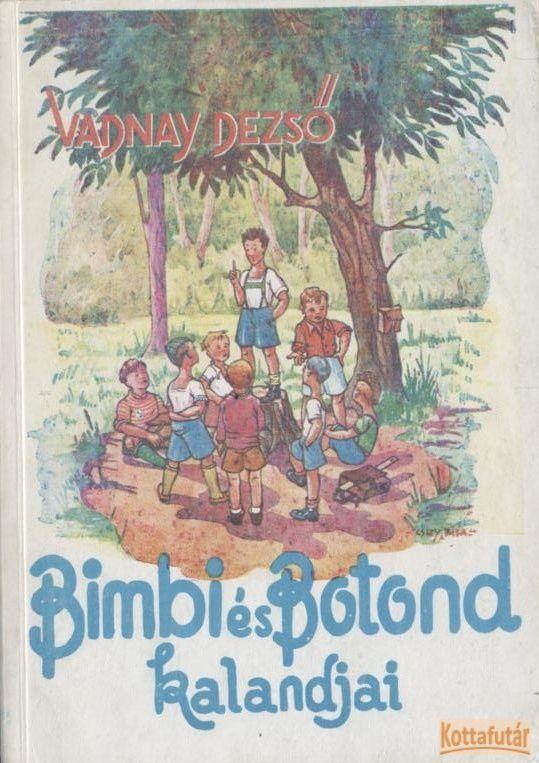 Bimbi és Botond kalandjai