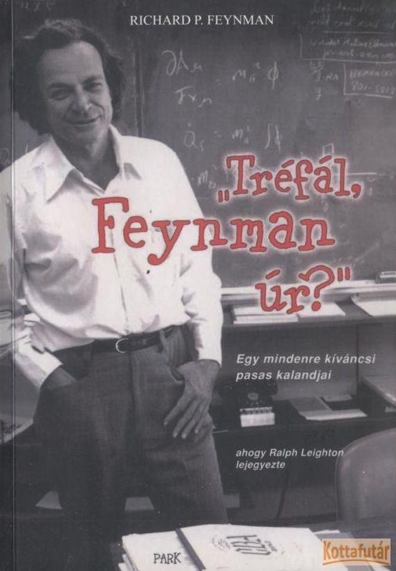 Tréfál Feynman úr?