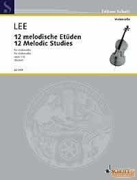 12 melodische Etüden Op.113