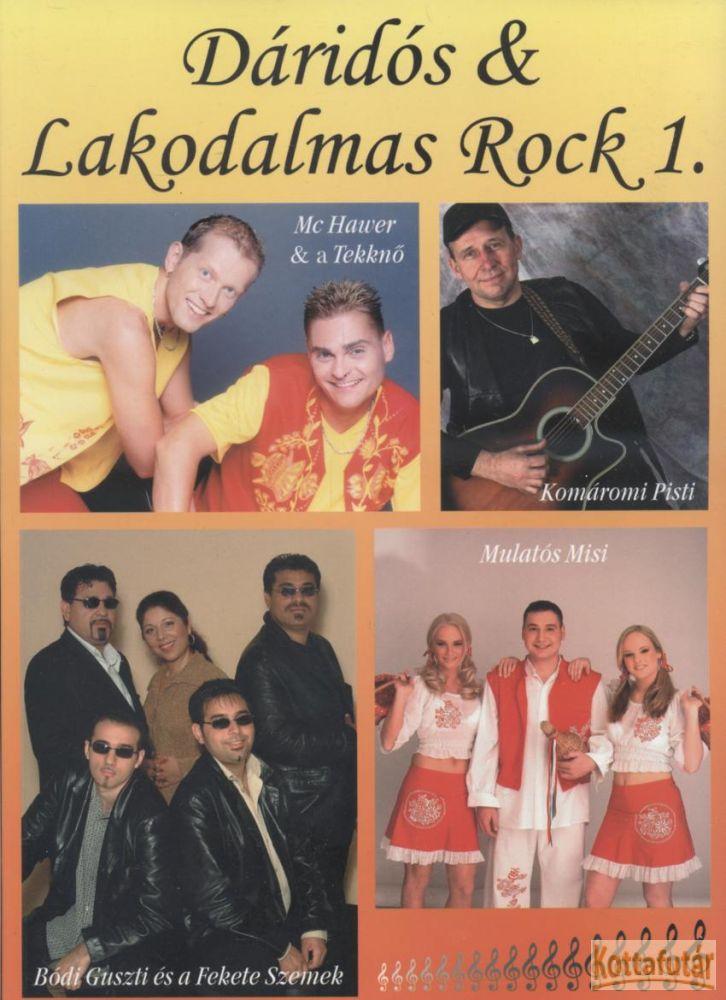 Dáridós & lakodalmas rock 1.