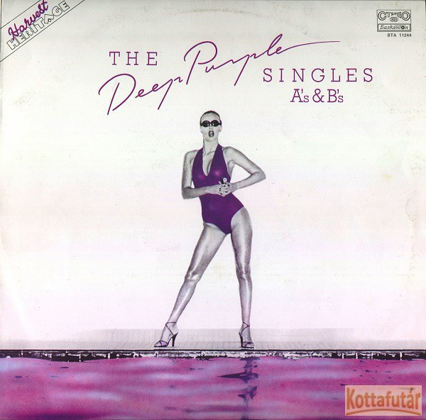 The Deep Purple Singles A's & B's