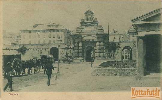 Genova - Porta Pila