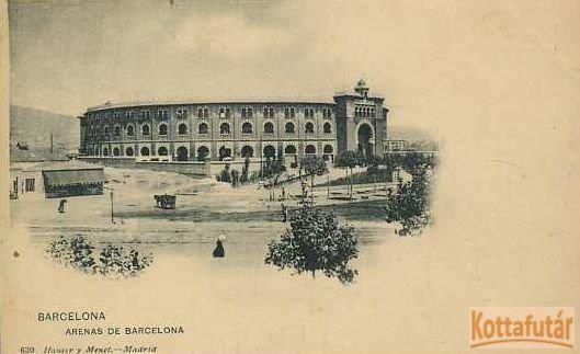 Barcelona - Arenas de Barcelona