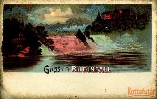 Rheinfall - Gruss vom Rheinfall