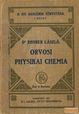 Orvosi physikai chemia