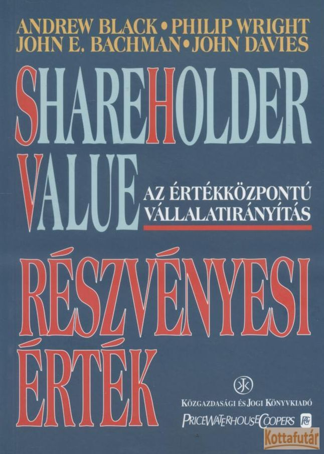 Shareholder Value - Részvényesi érték