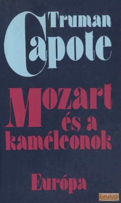 Mozart és a kaméleonok