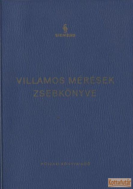 Villamos mérések zsebkönyve