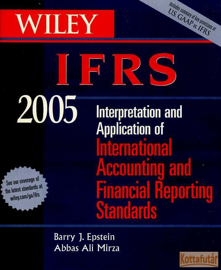 International Accounting and Financial Reporting Standards