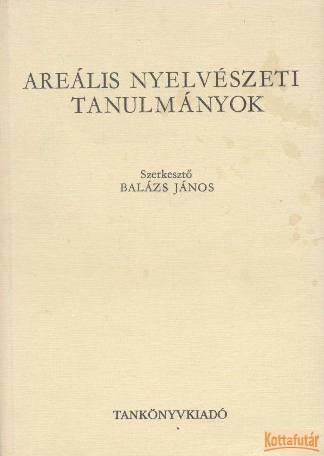 Areális nyelvészeti tanulmányok