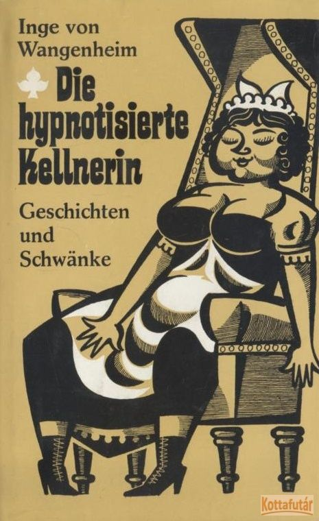 Die hypnotisierte Kellnerin