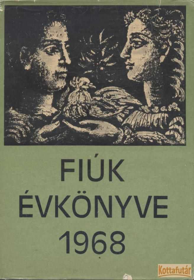 Fiúk évkönyve 1968