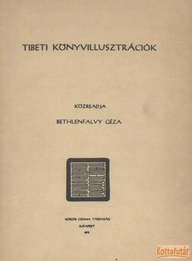 Tibeti könyvillusztrációk