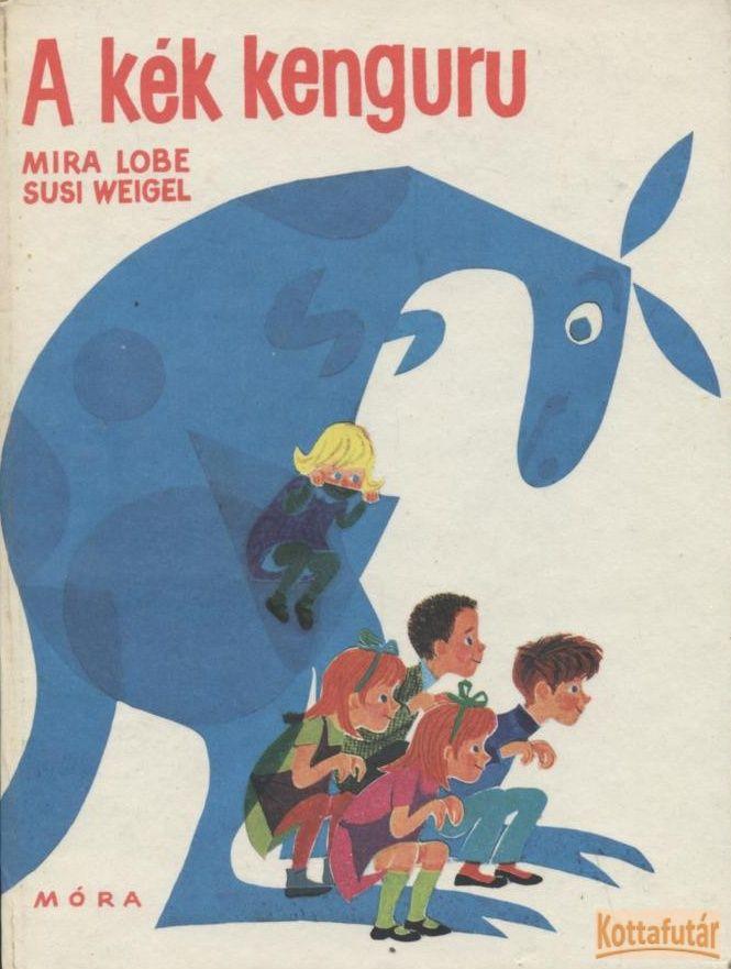 A kék kenguru