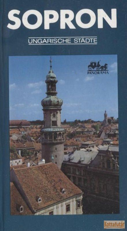 Sopron - Ungarische Städte