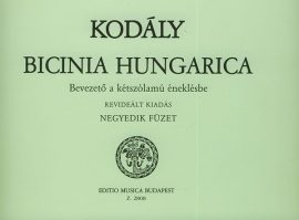 Bicinia Hungarica 4