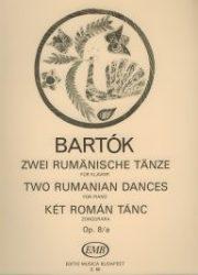 Két román tánc