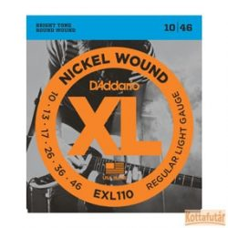 D'Addario EXL110 húrkészlet elektromos gitárhoz