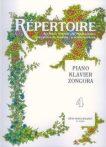 Repertoire zeneiskolásoknak - Zongora 4.