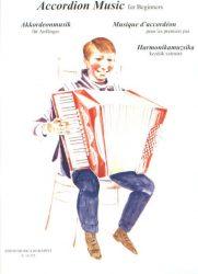 Harmonikamuzsika kezdők számára