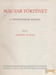 Magyar történet V. kötet - A tizenhetedik század