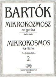 Mikrokozmosz zongorára 2.