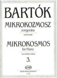 Mikrokozmosz zongorára 3.