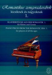 Romantikus zongoradarabok 1