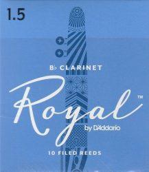 """Rico Royal klarinét nád """"B"""" klarinéthoz"""