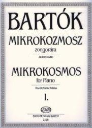 Mikrokozmosz zongorára 1.