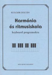 Harmónia és ritmusiskola keyboard programokra