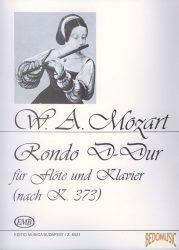 Rondo D-dúr fuvolára és zongorára K. 373
