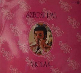 Szécsi Pál - Violák (1976)