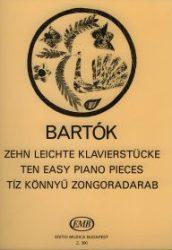 Tíz könnyű zongoradarab