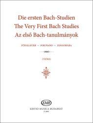 Az első Bach-tanulmányok