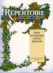 Repertoire zeneiskolásoknak - Rézfúvók