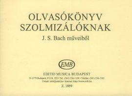 Olvasókönyv a szolmizálóknak J.S. Bach műveiből