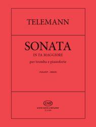 Sonata in fa maggiore ( trombita és zongora)
