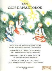 Csordapásztorok - Karácsonyi dalok 2 (3) furulyára vagy gitárra kezdőknek