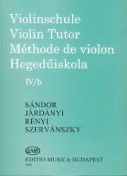 Hegedűiskola IV/b