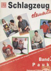 Schlagzeug elementar Band 2 -  Pauke