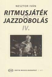 Ritmusjáték és jazzdobolás 4.