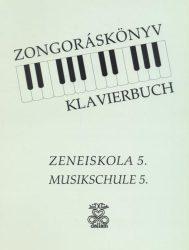Zongoráskönyv 5.