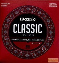 D'Addario EJ27N húrgarnitúra klasszikus gitárhoz