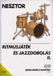 Ritmusjáték és jazzdobolás 2.
