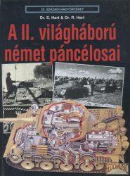 A II. világháború német páncélosai
